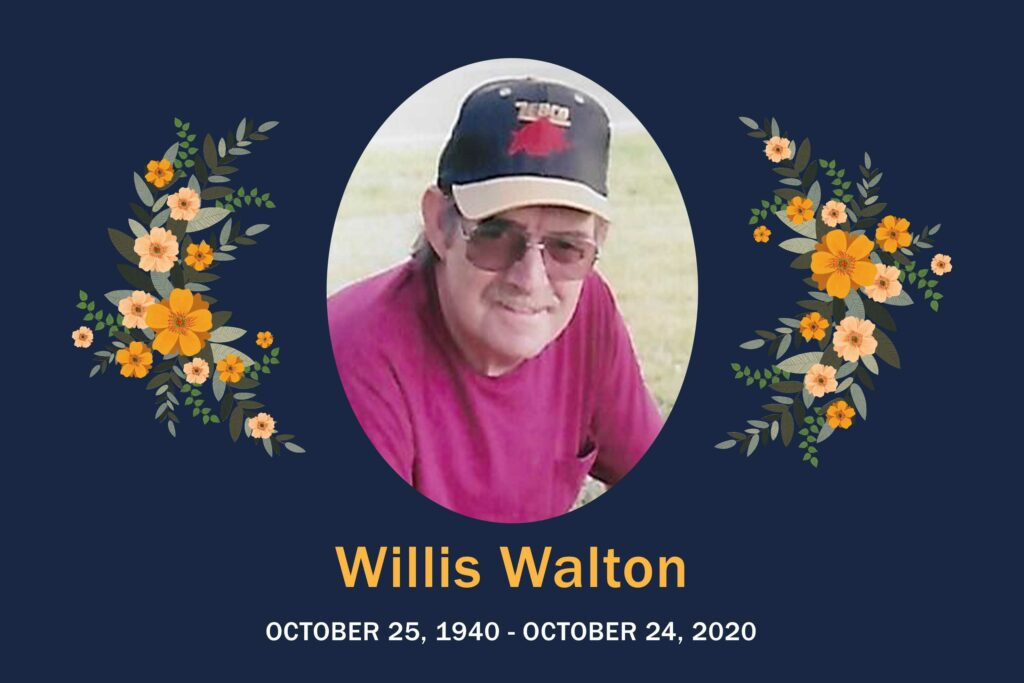 Obituary Willis Walton