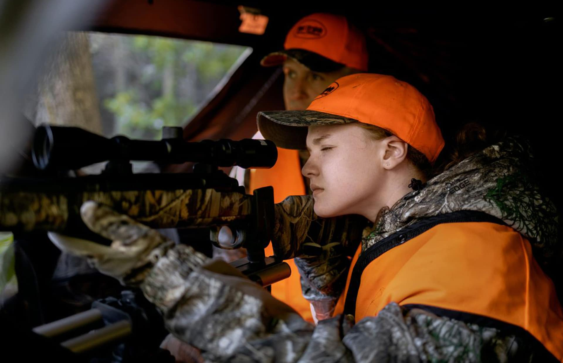 West Virginia provides great hunting opportunities for youth, families