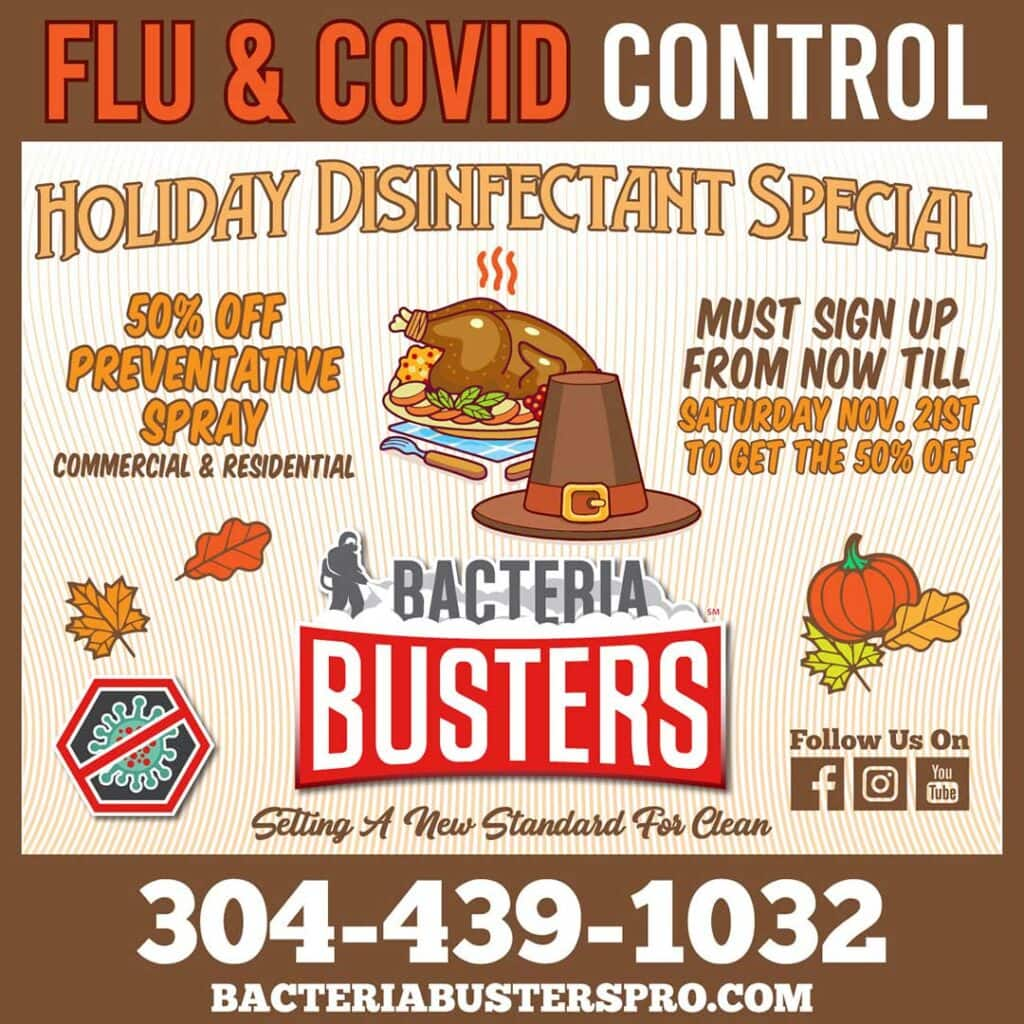 Bacteria Busters Thanksgiving Special