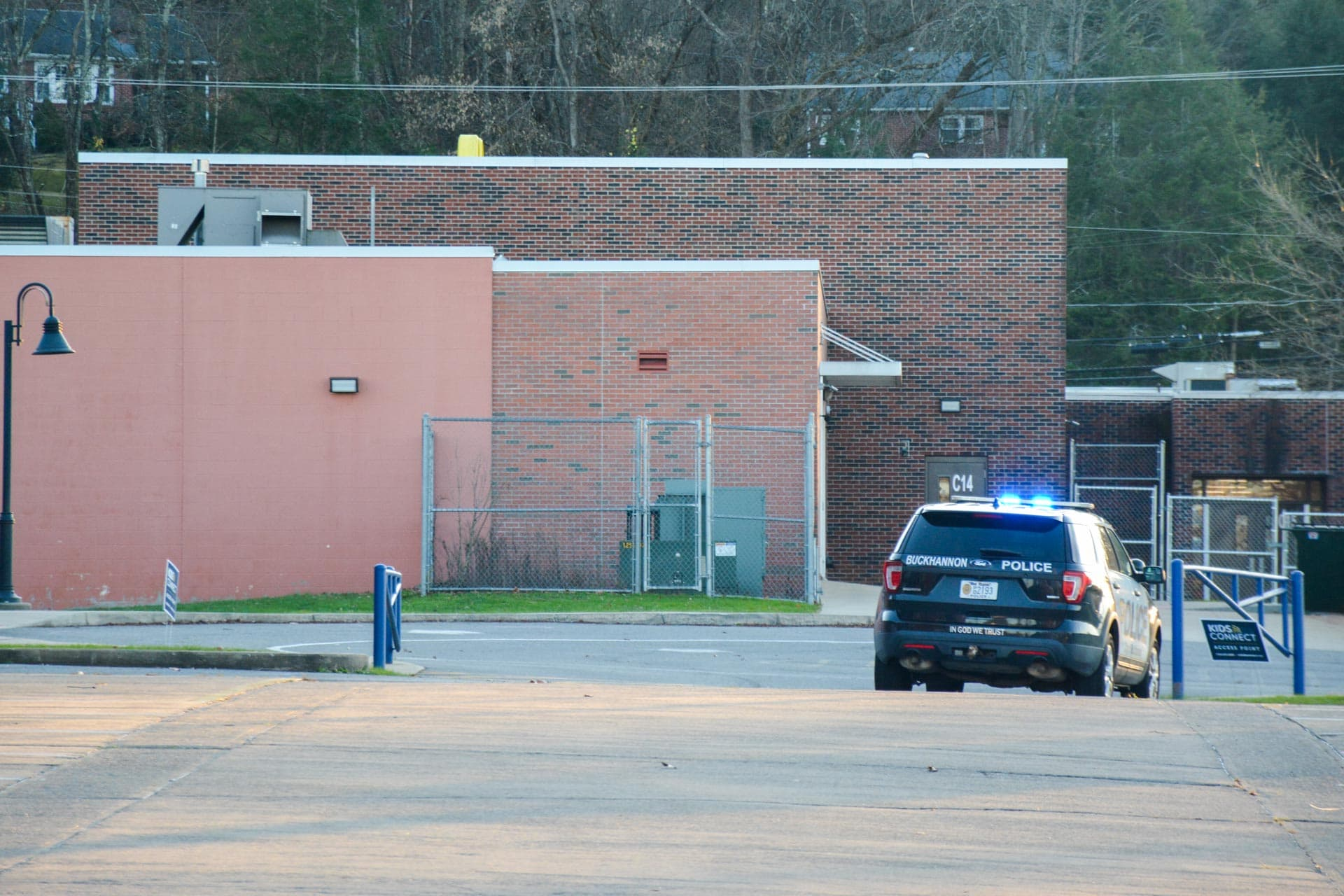 Stabbing reportedly occurred on BAES basketball court