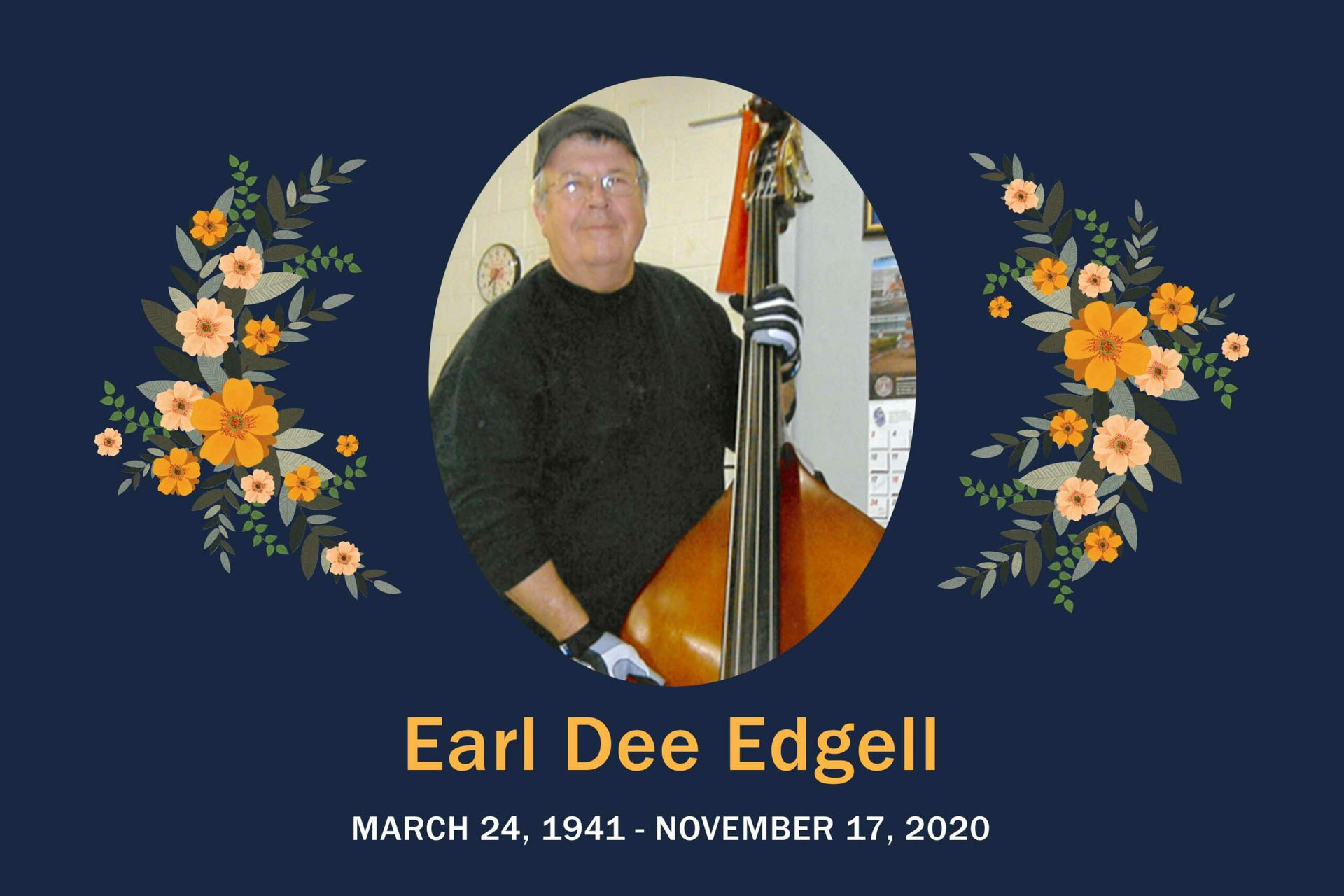 Obituary Earl Edgell