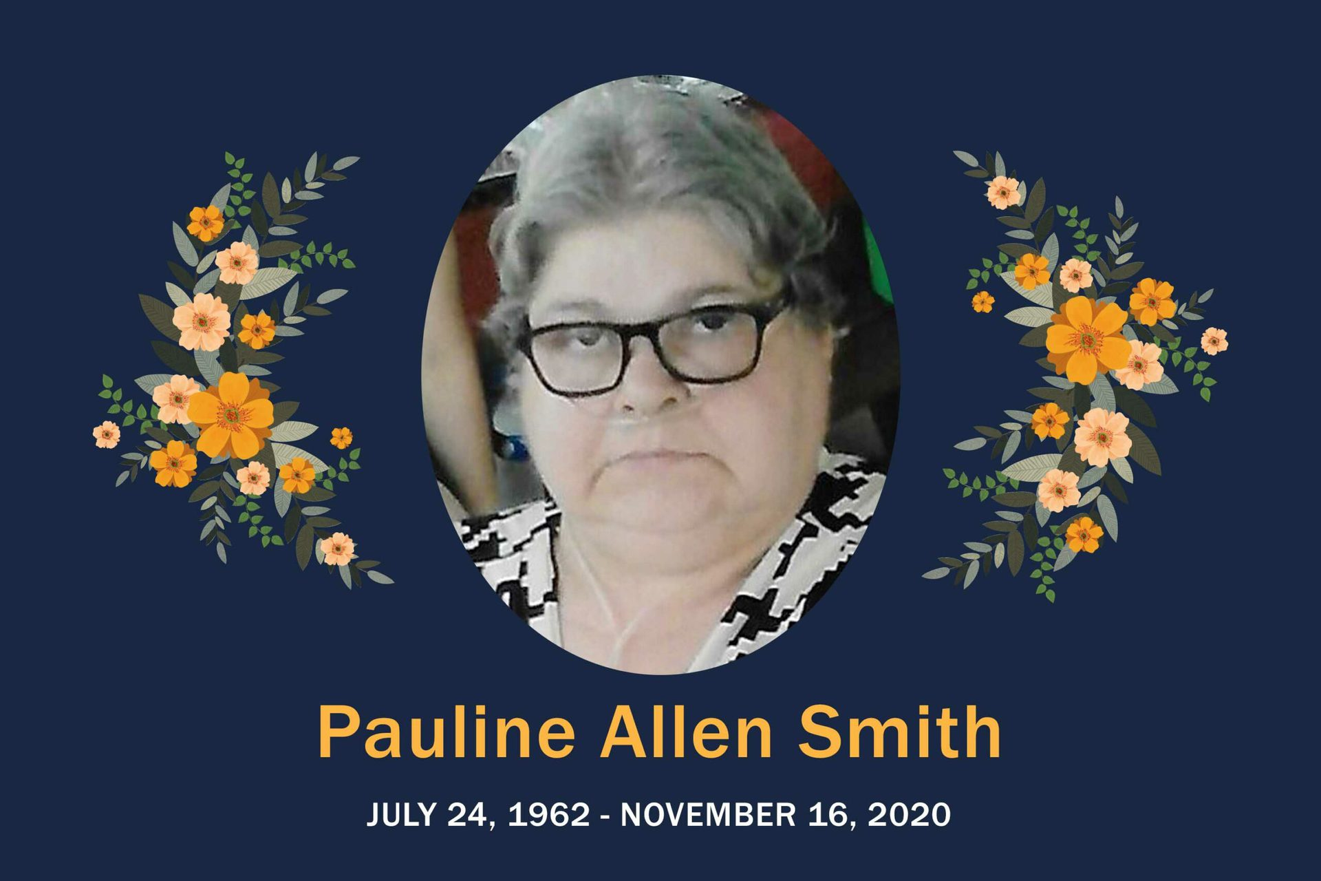 Obituary Pauline Smith