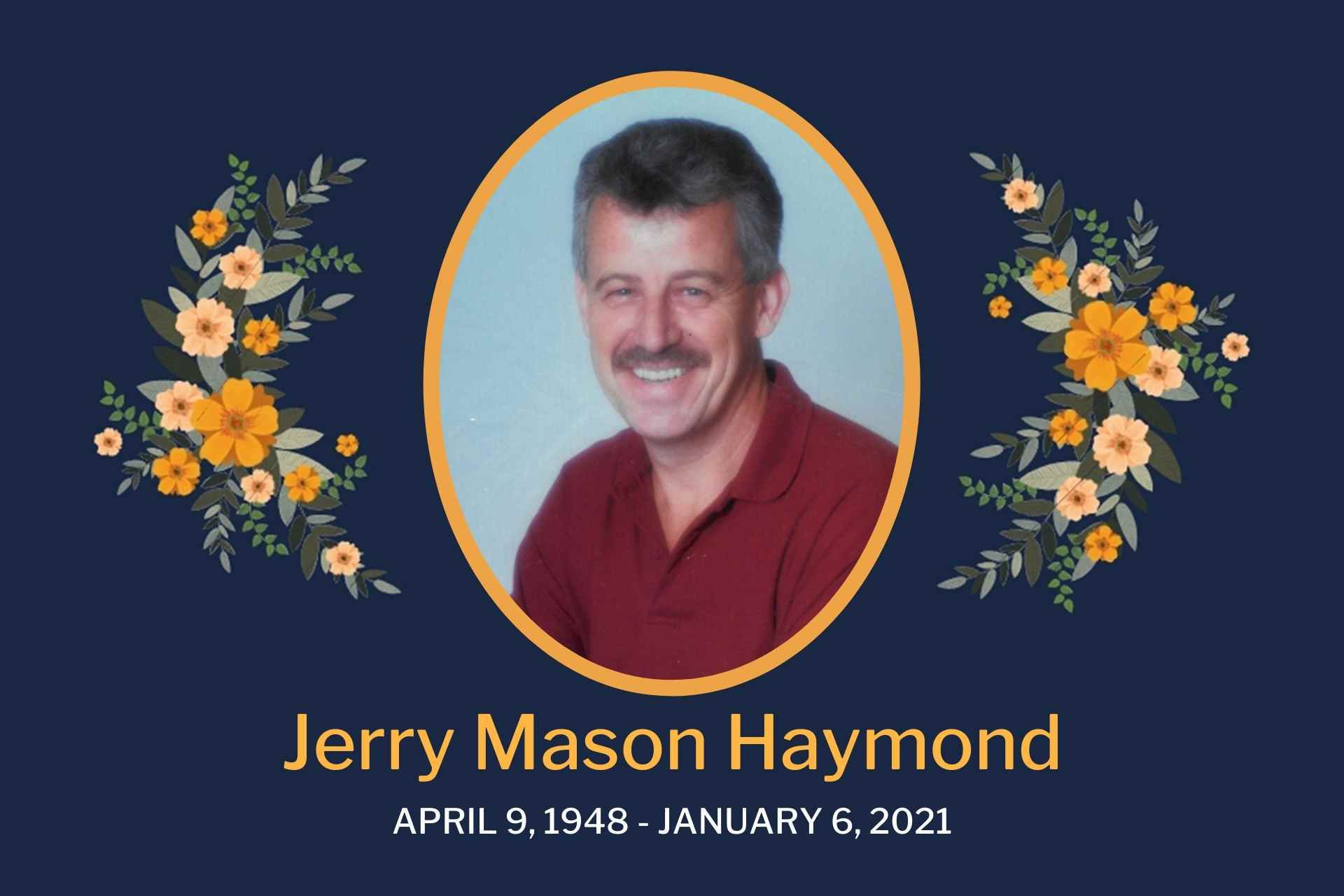 Obituary Jerry Haymond