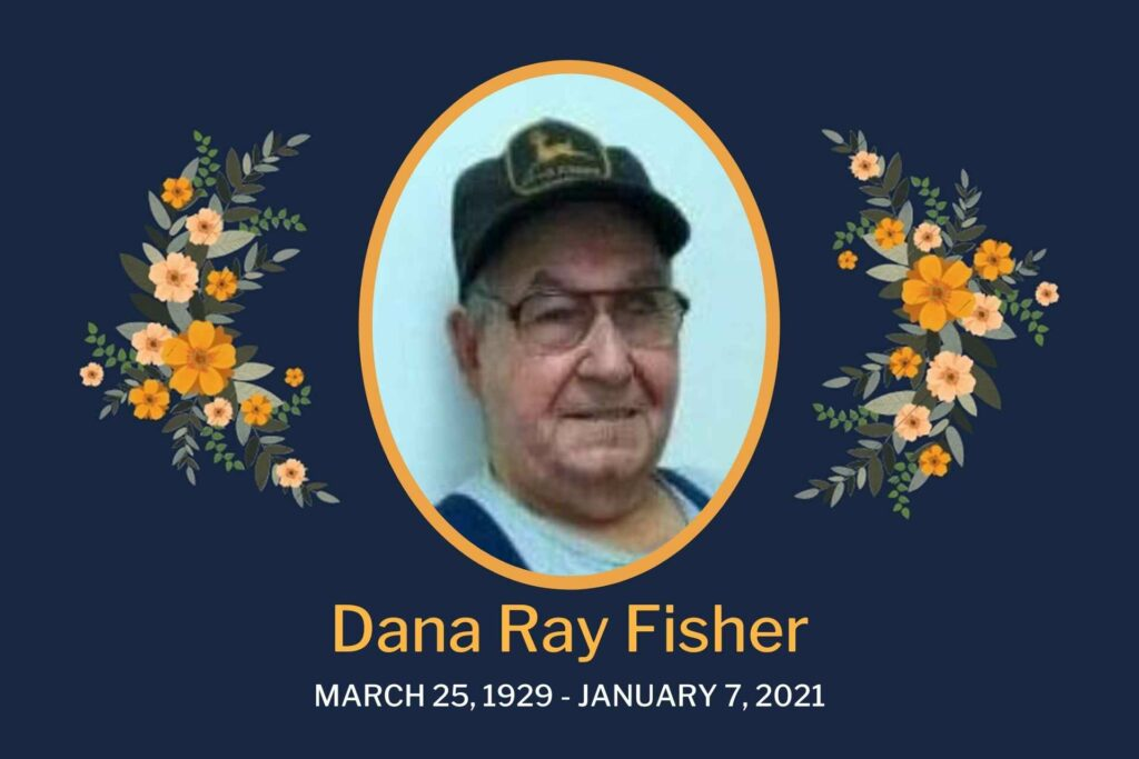 Obituary Dana Fisher