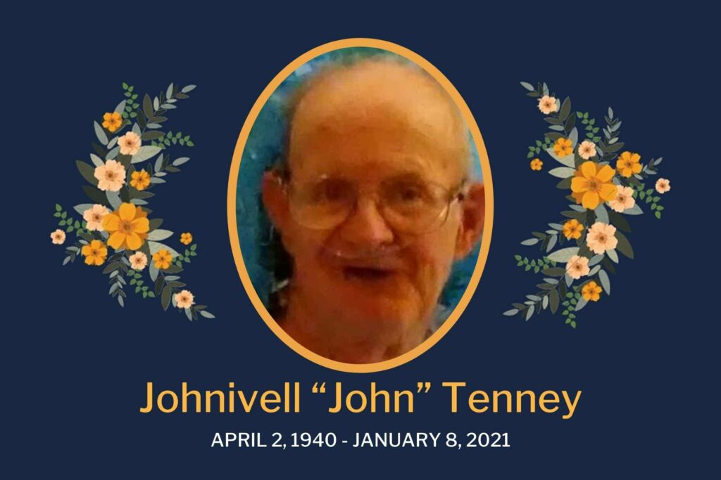 Obituary John Tenney
