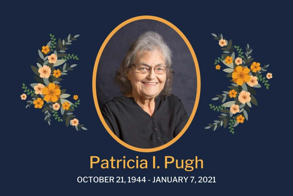 Obituary Patricia Pugh