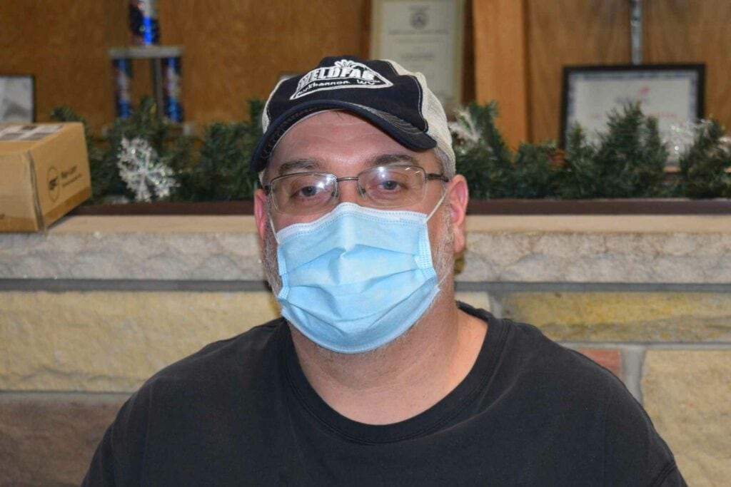 Billy Poling is the instructor for welding technology at Fred Eberle Technical Center. Certifications are earned by students who successfully complete the program.