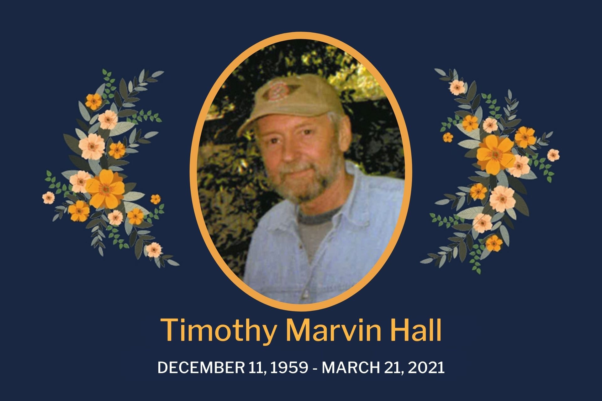 Obituary Timothy Hall