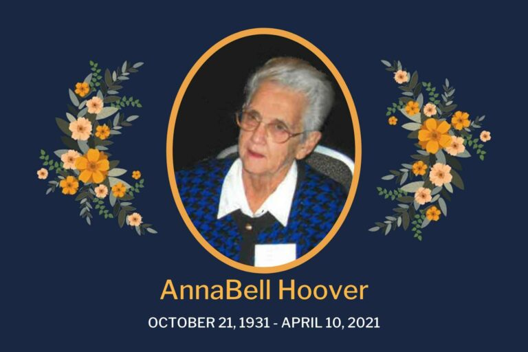 Obituary AnnaBell Hoover