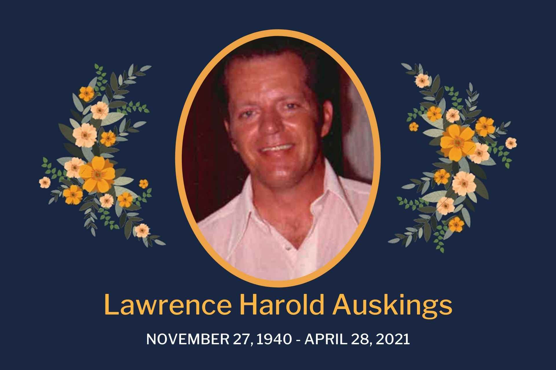 Obituary Lawrence Auskings