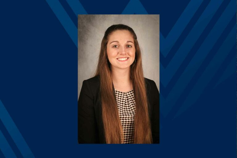 Savannah Hays, WVU's 2021 Newman Civic Fellow