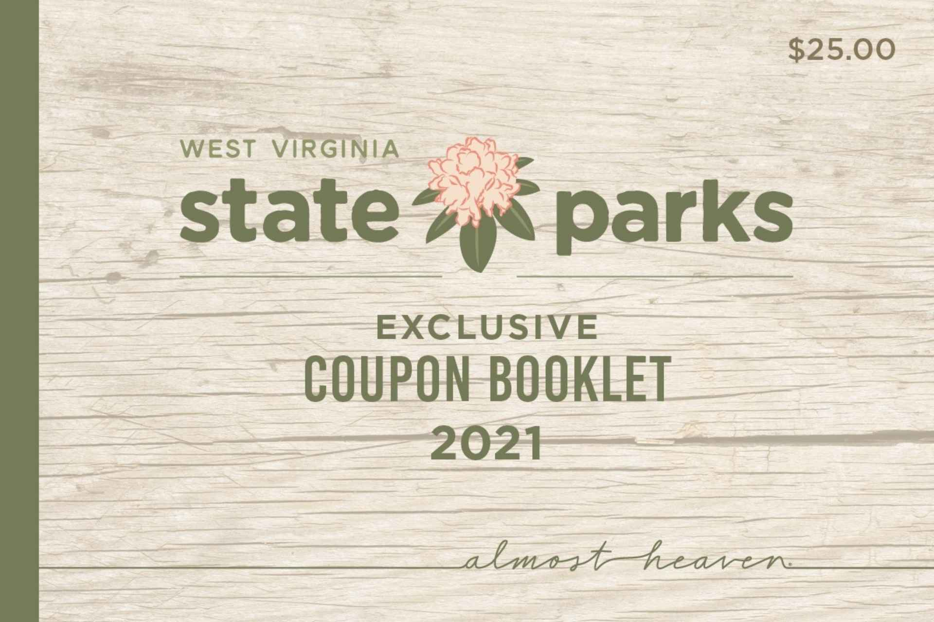 State Parks Coupon Book