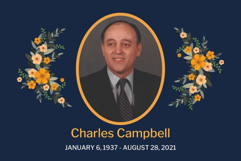 Obituary Charles Campbell