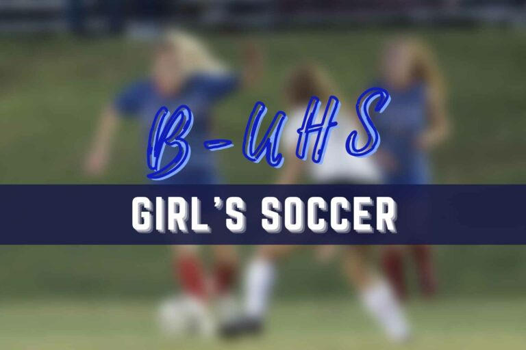 BUHS Girls Soccer Feature Image